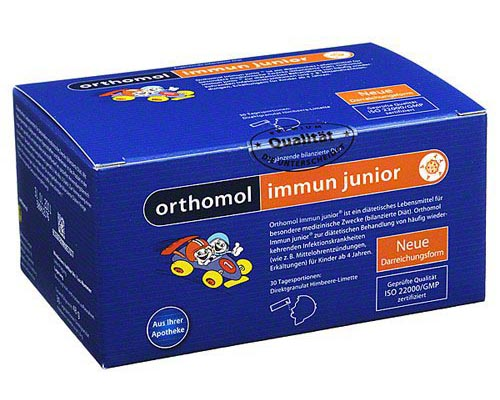Orthomol Immun Junior (Ортомол