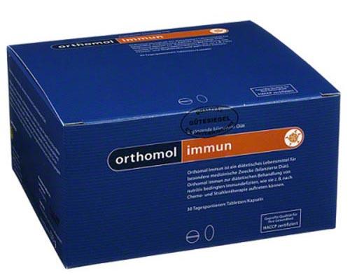 Orthomol Immun витаминный комплекс